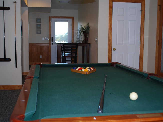 1st Floor: Billards Room