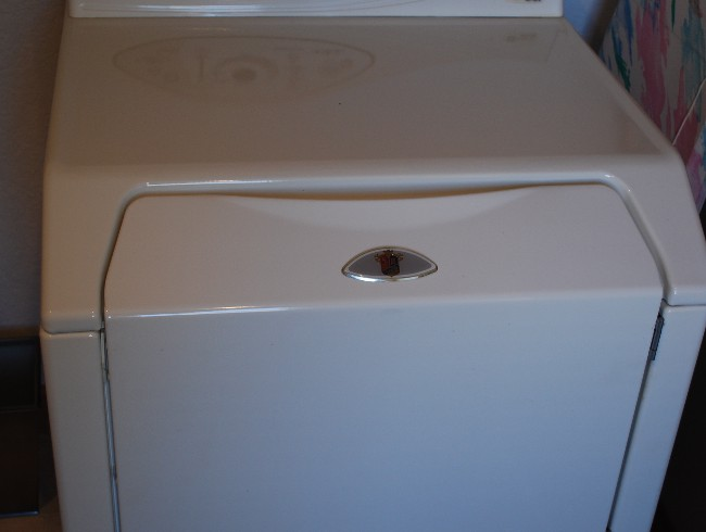 2nd Floor: Laundry Closet - Top of Line Extra Capacity Dryer