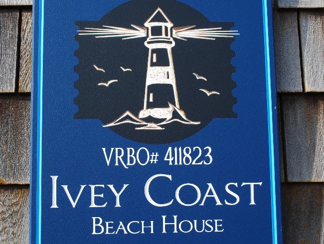 Come Stay at the Ivey Coast Beach House!